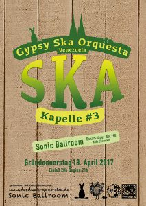 Kapelle#3 meets Gypsy Ska Orquesta
